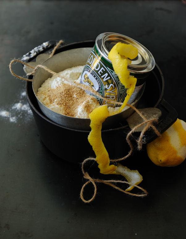 Pudding au sirop