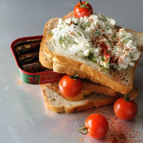 Sandwich du contremaître